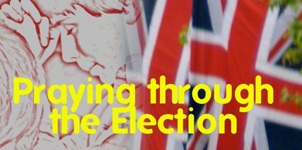 A daily prompt to pray for the UK and its prospective leaders.